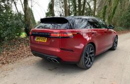Range Rover Velar SVAutobiography Dynamic, 2021, rear