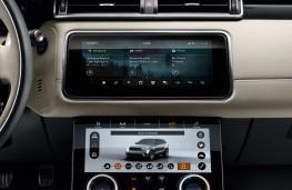 Range Rover Velar, 2017, display screens, 2