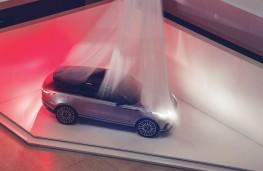 Range Rover Velar reveal, 2017