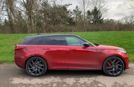 Range Rover Velar SVAutobiography Dynamic, 2021, side