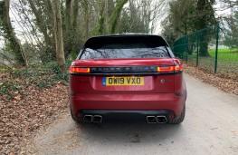 Range Rover Velar SVAutobiography Dynamic, 2021, tail