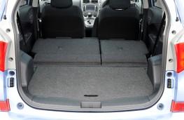 Toyota Verso-S, boot