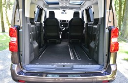 Toyota Proace Verso, 2016, boot