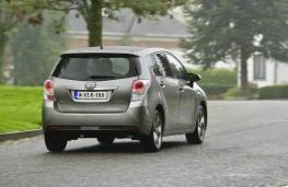 Toyota Verso 1.6D-4D, rear