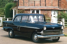 Vauxhall Victor, 1959, front