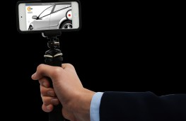 Car sales are set to move into video age