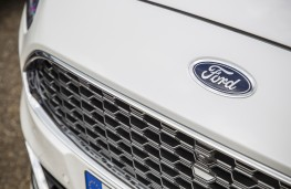 Ford S-MAX Vignale, grille