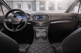 Ford S-MAX Vignale, interior