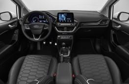 Ford Fiesta Vignale, 2017, interior