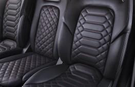 Ford S-MAX Vignale, seats