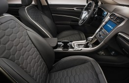 Ford Mondeo Vignale, interior