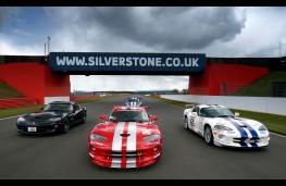 Dodge Vipers, Silverstone Classic