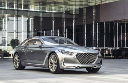 Hyundai Vision G Coupe Concept, front