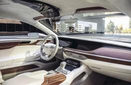 Hyundai Vision G Coupe Concept, interior