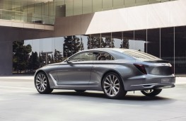 Hyundai Vision G Coupe Concept, rear
