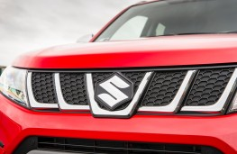 Suzuki Vitara, detail
