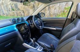 Suzuki Vitara, interior