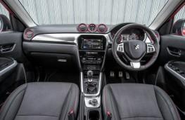 Suzuki Vitara S, interior