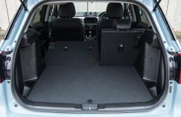 Suzuki Vitara, 2019, boot, seat folded