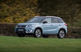 Suzuki Vitara, 2019, front, action