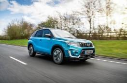 Suzuki Vitara, 2020, front, action