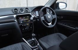 Suzuki Vitara, 2019, interior