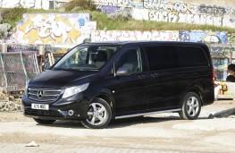 Mercedes-Benz Vito Sport, front