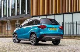 Suzuki Vitara, 2020, rear