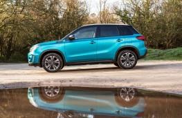 Suzuki Vitara, 2020, side, static