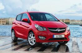Vauxhall Viva, front