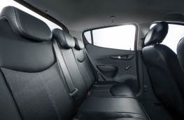 Vauxhall Viva, interior