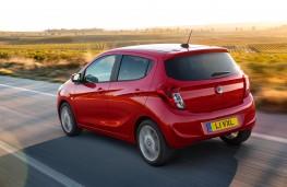 Vauxhall Viva, rear