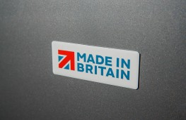 Vauxhall Vivaro, 2019, Made in Britain badge