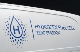 Vauxhall Vivaro-e HYDROGEN, 2021, side panel
