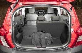 Vauxhall Viva Rocks, 2017, boot, seat folded