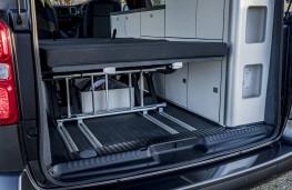 Vauxhall Vivaro Campervan, 2020, boot