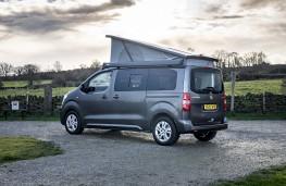 Vauxhall Vivaro Campervan, 2020, rear