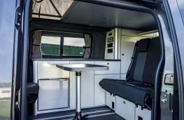 Vauxhall Vivaro Campervan, 2020, table