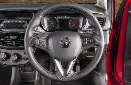 Vauxhall Viva Rocks, 2017, dashboard