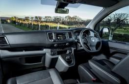 Vauxhall Vivaro Campervan, 2020, interior