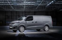 Vauxhall Vivaro-e, 2020, side
