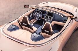 Aston Martin DB11 Volante, 2017, interior