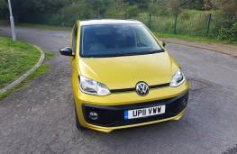 Volkswagen up! 1.0 R-Line, face