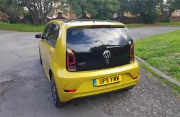 Volkswagen up! 1.0 R-Line, rear