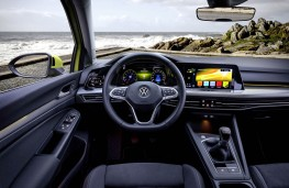 Volkswagen Golf 2020 cockpit