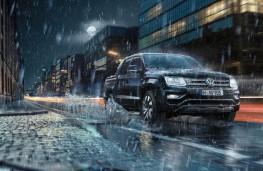 Volkswagen Amorok 258PS V6