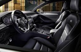 Volkswagen Arteon, dashboard