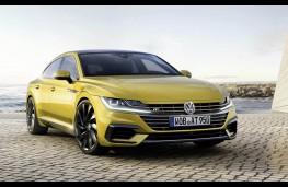 Volkswagen Arteon, front