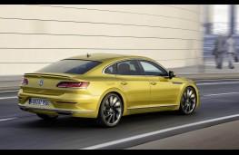 Volkswagen Arteon, rear