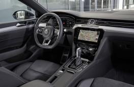 Volkswagen Arteon cockpit